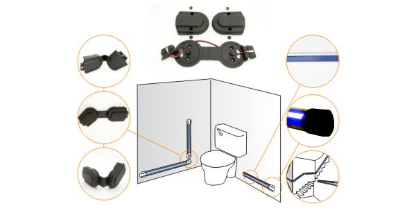 Disabled Toilet Alarm Strip image