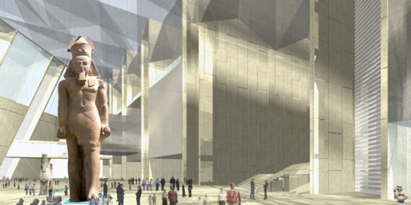 Grand Egyptian Museum image